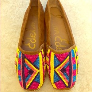 Sam Edelman Maris Beaded Espadrilles